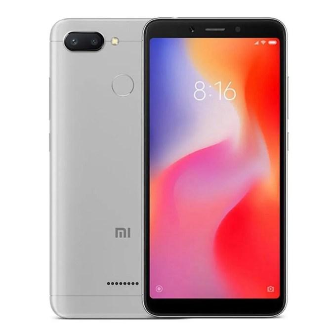 geekbuying Xiaomi Redmi 6 MTK6762 Helio P20 2.0GHz 8コア OTHER(その他)