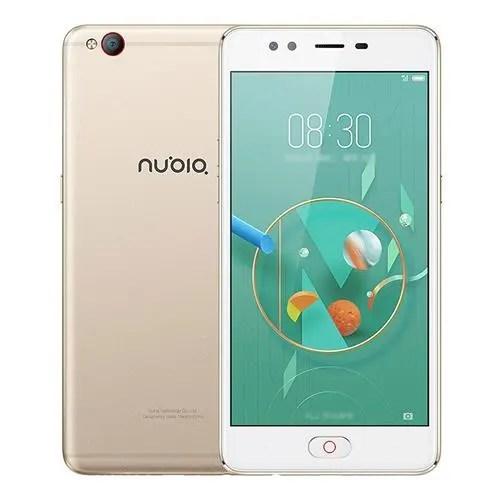 geekbuying Nubia M2 Lite MTK6750 1.5GHz 8コア GOLD(ゴールド)