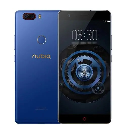 geekbuying ZTE Nubia Z17 Lite Snapdragon 653 MSM8976SG 1.8GHz 8コア BLUE(ブルー)