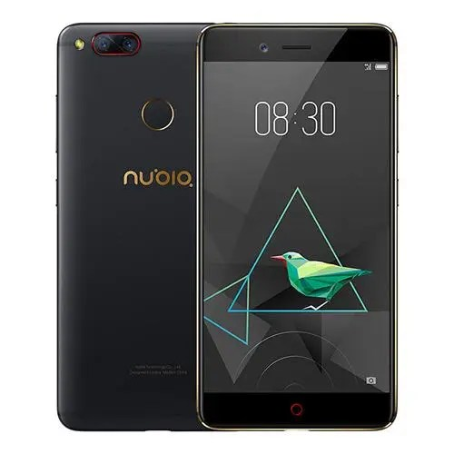 geekbuying Nubia Z17 Mini Snapdragon 652 MSM8976 1.8GHz 8コア OTHER(その他)