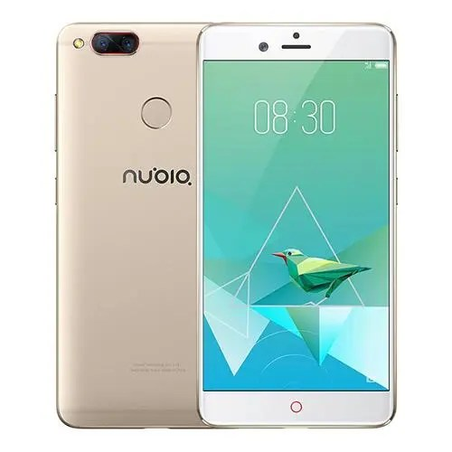geekbuying ZTE Nubia Z17 Mini Snapdragon 652 MSM8976 1.8GHz 8コア GOLD(ゴールド)