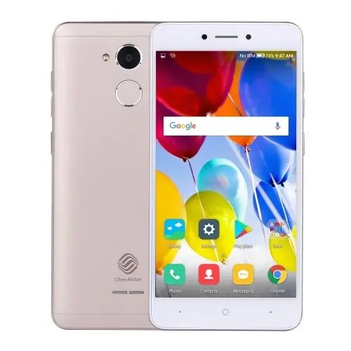 tomtop China Mobile A3s Snapdragon 425 MSM8917 1.4GHz 4コア GOLD(ゴールド)