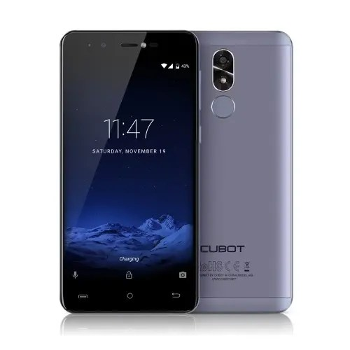tomtop CUBOT R9 3G MTK6580 1.3GHz 4コア BLUE(ブルー)
