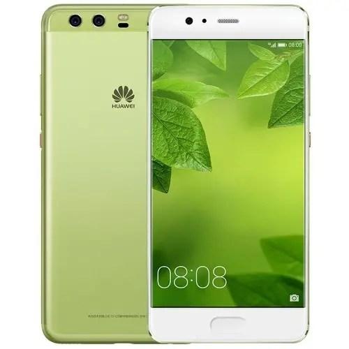 tomtop Huawei P10 Kirin 960 2.36GHz 8コア GREEN(グリーン)