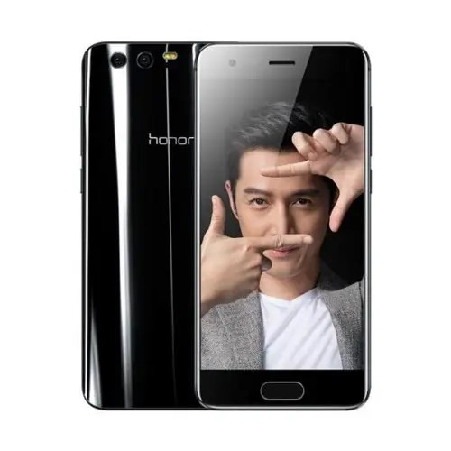 tomtop HUAWEI Honor 9 Kirin 960 2.4GHz 8コア BLACK(ブラック)