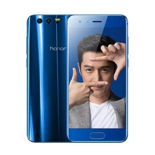 tomtop HUAWEI Honor 9 Kirin 960 2.4GHz 8コア BLUE(ブルー)