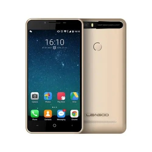 tomtop LEAGOO KIICAA POWER 3G MTK6580A 1.3GHz 4コア GOLD(ゴールド)