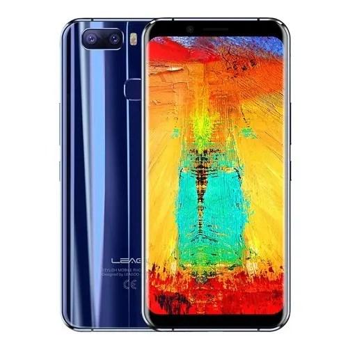 tomtop LEAGOO S8 Pro MTK6757T Helio P25 2.5GHz 8コア BLUE(ブルー)