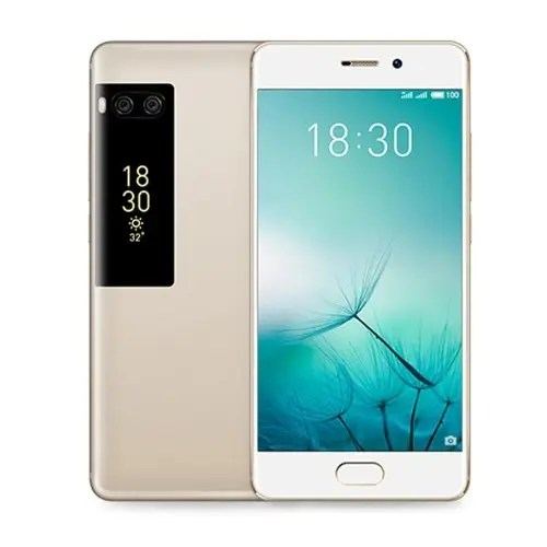tomtop Meizu Pro 7 EXYNOS 8890 2.3GHz 8コア GOLD(ゴールド)