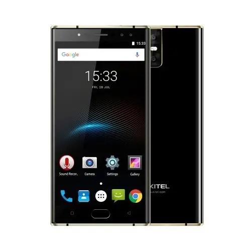 tomtop Oukitel K3 MTK6750T 1.5GHz 8コア BLACK(ブラック)