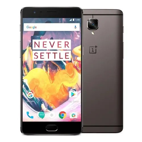 tomtop OnePlus 3T Snapdragon 821 MSM8996 Pro 2.35GHz 4コア GRAY(グレイ)