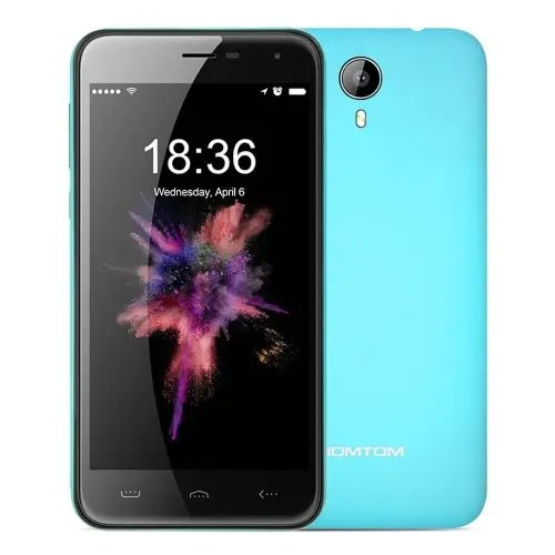 tomtop HOMTOM HT3 Pro MTK6735 1.0GHz 4コア BLUE(ブルー)