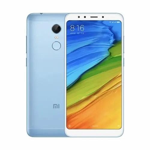 tomtop Xiaomi Redmi 5 Plus Snapdragon 625 MSM8953 2.0GHz 8コア BLUE(ブルー)