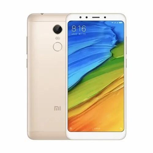 tomtop Xiaomi Redmi 5 Plus Snapdragon 625 MSM8953 2.0GHz 8コア GOLD(ゴールド)