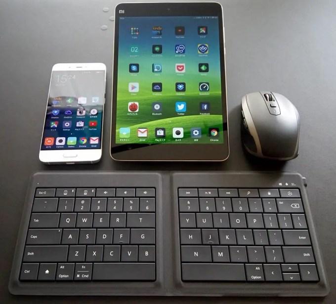 Xiaomi Mi5とMi Pad2の日本語表示の状態について