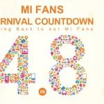 【GearBest】Mi Fans カーニバル カウントダウン セールやってます