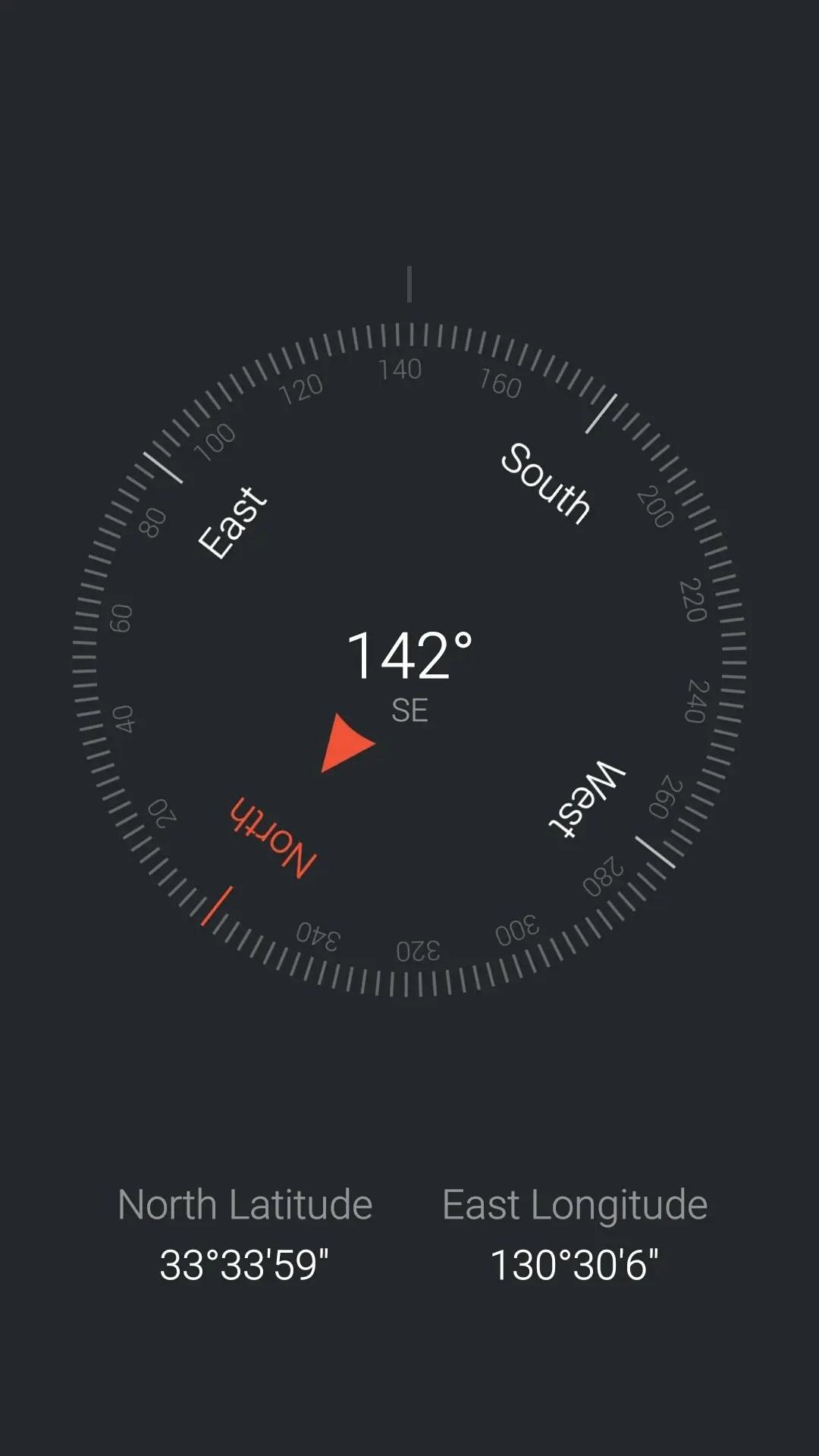 Compass コンパス(方位磁石)