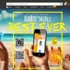 【GearBest Mobile】BEST EVER スマホからオーダーすると最大5%オフキャンペーン