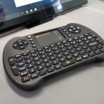 【スマホ キーボードに最適】Banggood MantisTek  MK1 2.4GHz ワイヤレス ミニキーボード 開封の儀 レビュー