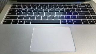 【Windows10 】Jumper Ezbook 2のタッチパッドの使い方 2本指スクロールの挙動