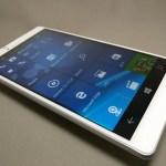 【Windows10 Mobileまだ未成熟なOS】6.98インチ CUBE WP10 レビュー DSDS(3G+4G同時待受)は多分無理
