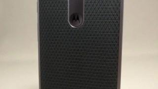 裏面ラバーな5.4インチ SIMフリースマホ Motorola(Lenovo)Moto X (1581) 開封の儀 レビュー