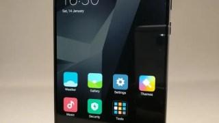 Xiaomi Mi MIX 6G/256GB 内部調査 レビュー