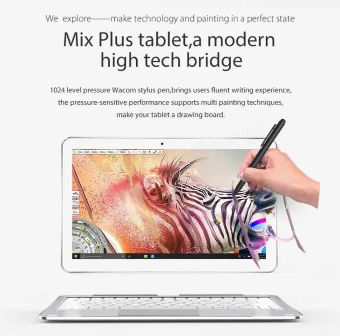 CUBE Mix Plus  A modern high tech bridge