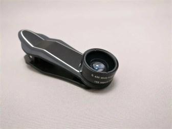 AUKEY 3in1 スマホレンズ PL-A3 ワイドアングル レンズ
