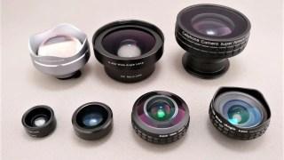 【AUKEYスマホレンズ コレクション】3in1 (198°魚眼レンズ、15×マクロレンズ、150°広角レンズ)PL-A3 レビュー