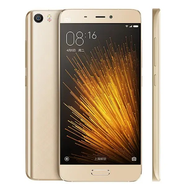 Xiaomi Mi5 ゴールデン