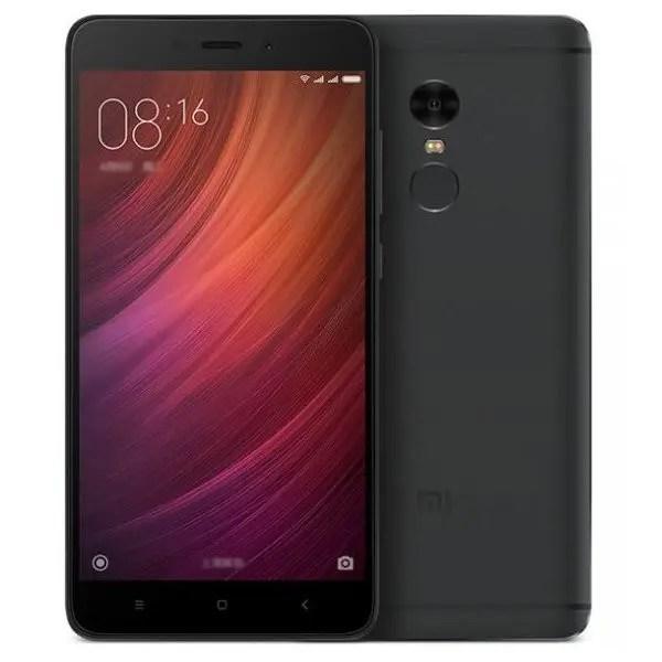 Xiaomi Redmi Note 4 Global Edition ブラック