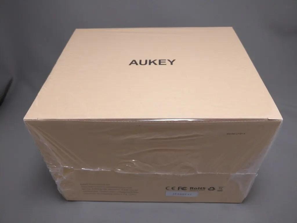 AUKEY LEDライト 花瓶 1W USB充電 LT-ST14 化粧箱 ビニール封印