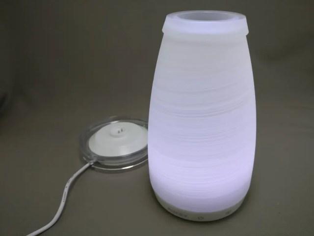 AUKEY LEDライト 花瓶 1W USB充電 LT-ST14 バッテリー付き