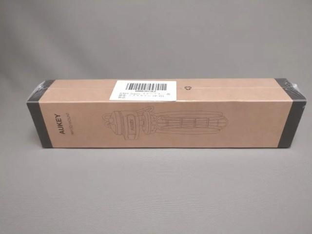 AUKEY ミニ三脚+スマートフォンホルダー CP-T01 化粧箱