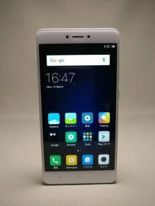 Xiaomi Redmi Note 4X 表面 5