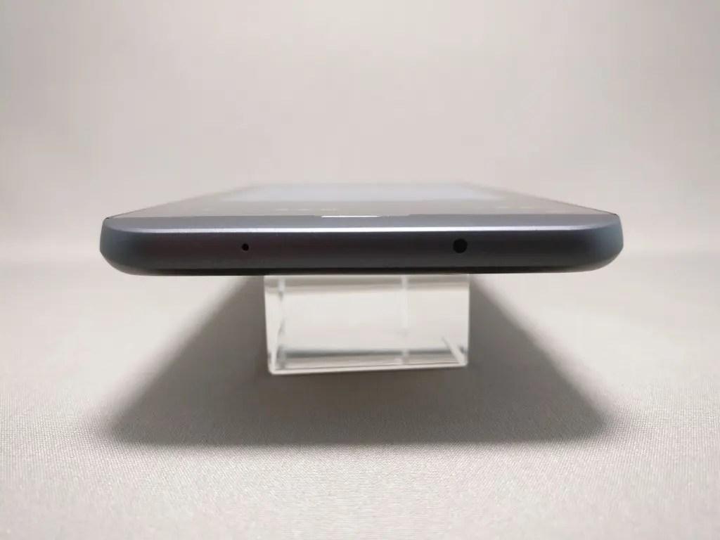 LG V20 Pro 側面 上