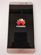 Huawei Mate 9 ファクトリー リセット factory reset完了して再起動