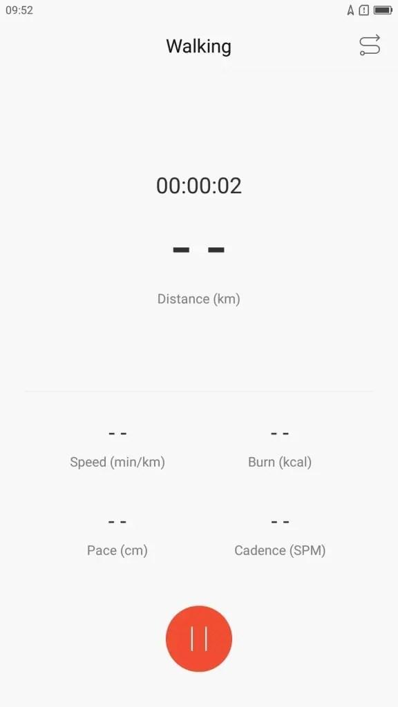 Lenovo ZUK Z2 Pro U Health Walking