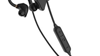 【iina-style】Bluetooth4.1CVD6.0 IPX7防水 イヤホン IS-BTEP04M 開封 レビュー(技適あり)
