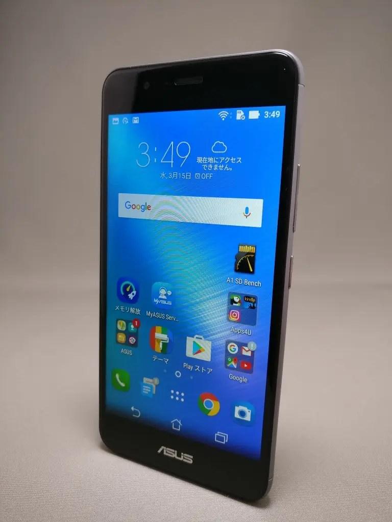 ASUS Zenfone Max 3 表 6