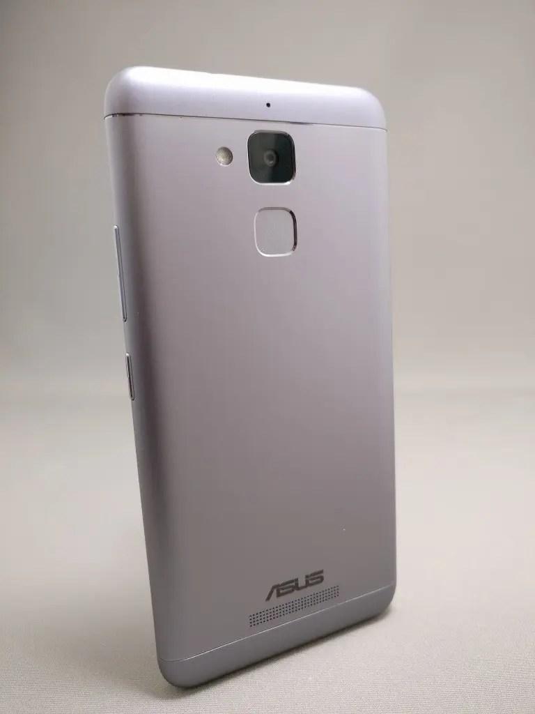 ASUS Zenfone Max 3 裏 2