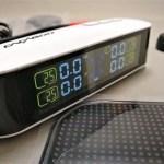 CACAGOO TPMS タイヤ空気圧監視システム 開封 レビュー
