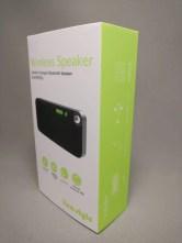 iina-style Bluetooth4.1スピーカー IS-BTSP03U 化粧箱 表ななめ
