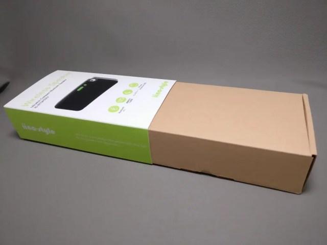 iina-style Bluetooth4.1スピーカー IS-BTSP03U 化粧箱 スライド