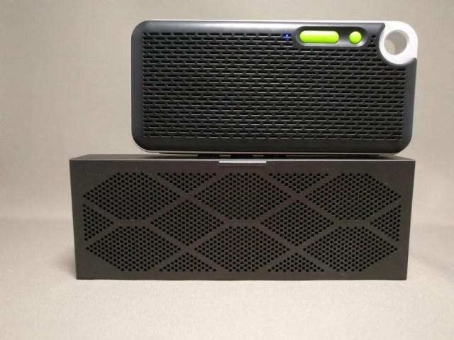 iina-style Bluetooth4.1スピーカー IS-BTSP03U 他のスピーカー 表 乗せる