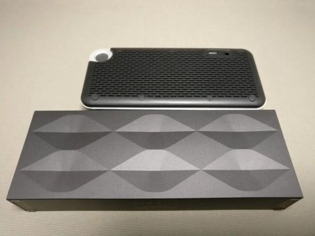 iina-style Bluetooth4.1スピーカー IS-BTSP03U 他のスピーカー 裏