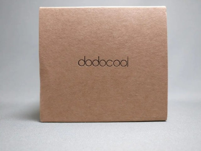 dodocool ドアベル 化粧箱 表