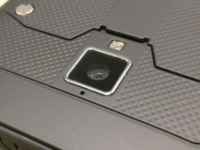AGM A8  リアカメラ