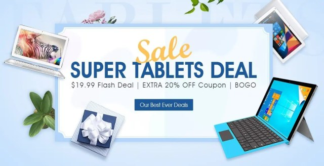 Super Tablet Deals